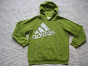 adidas neuwertig gruen gr. s 36 kaputzen hoodie