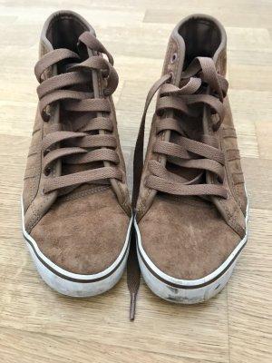 Adidas Zapatilla brogue marrón