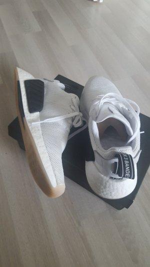 Adidas Sneakers wit-zwart
