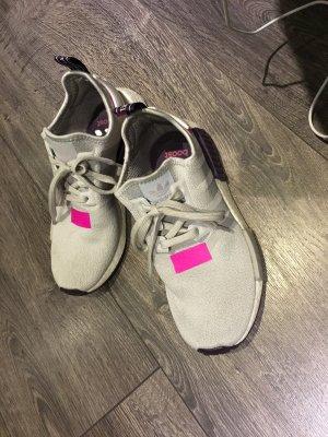Adidas Sneakers met veters zilver-roze