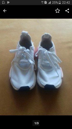 Adidas Originals Scarpa stringata bianco-rosa