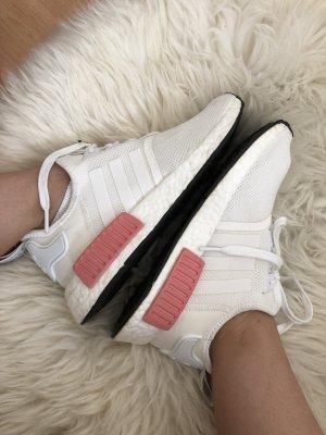 Adidas NMD R1 - weiß-rosa