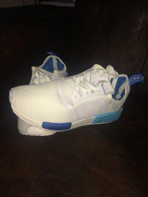Adidas NMD Runner PK 40 neu weiß blau Türkis