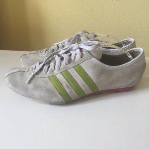 Adidas Okapi Leder Schnür Schuhe Gr. 40