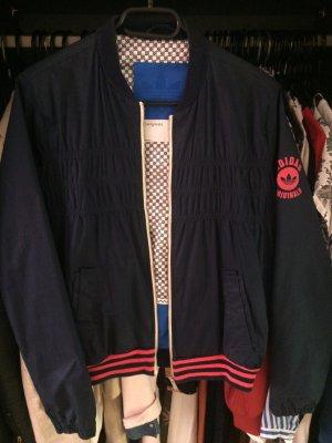 Adidas Originals Giacca sport rosa-blu scuro