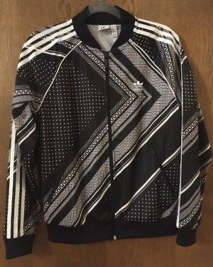 Adidas Originals Sports Jacket black-white