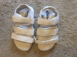 Adidas Sandalo comodo bianco