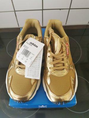 Adidas Originals Sneakers met veters goud