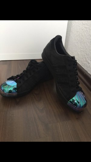 Adidas Originals Sneaker stringata nero-turchese
