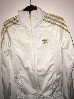 Adidas Original Superstar | weiß/Gold