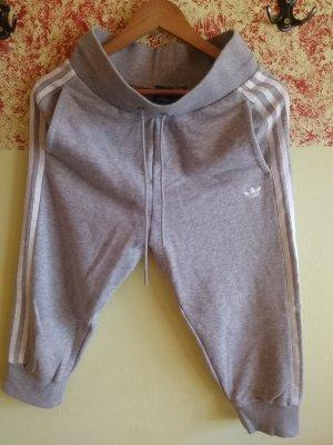 Adidas Originals 3/4 Length Trousers light grey