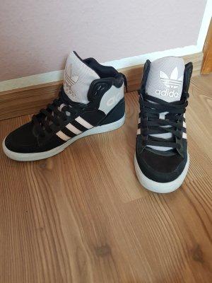 Adidas Originals Sneakers met veters zwart-rosé