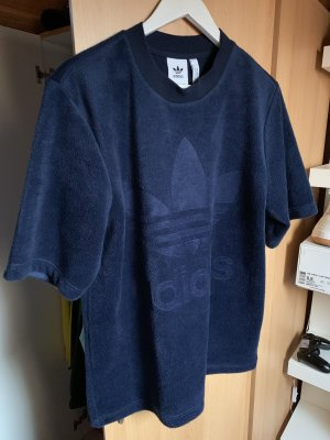 Adidas Oversized Shirt dark blue