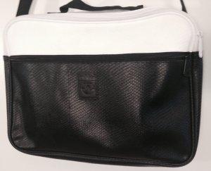 Adidas Originals Airliner Tasche in schwarz-weiß