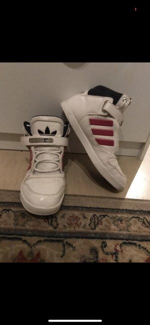 Adidas Originals Basket montante blanc-violet