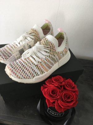 Adidas Originals Sneaker stringata bianco-giallo