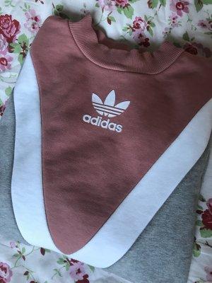 adidas originals chevron hoodie pullover sweatshirt treefoil oversize trendy