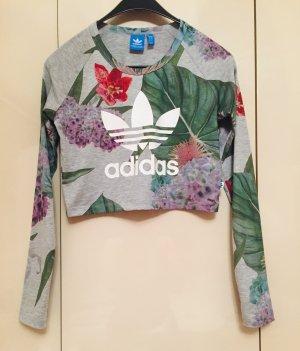 ADIDAS ORIGINALS Cropped Shirt