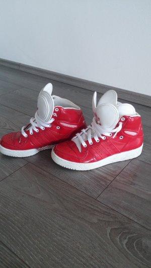 Adidas Originals Damen Schuhe Rot Weiß