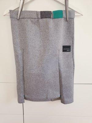 Adidas Falda de tubo gris