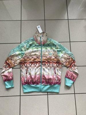 Adidas Originals Firebird Jacke,borbofresh,Gr 44,neu,Schmetterlinge,Pastell