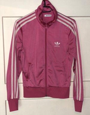 Adidas Veste de sport rose fluo-rose