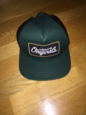 Adidas Originals  Full Cap grün schwarz