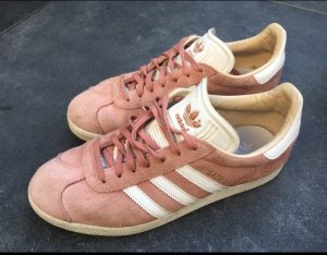 Adidas Originals Sneaker stringata color oro rosa