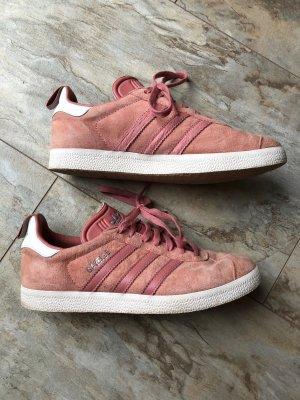 Adidas Originals Gazelle Gr. 39 1/3 altrosa