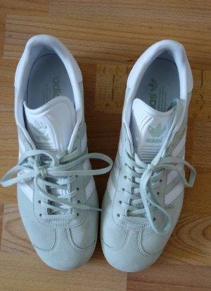 Adidas Originals Gazelle Sneaker Schuhe Gr. 40 (6,5) mint pastell