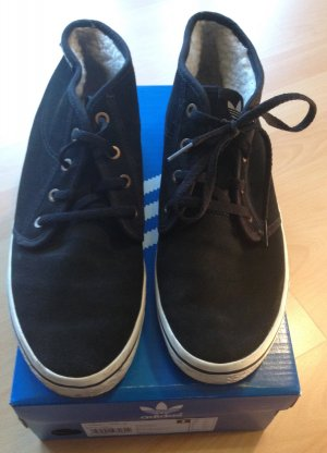 Adidas Originals Honey Sneaker mit Fell, Gr. 42/43