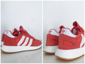 ADIDAS ORIGINALS INIKI I-5923 orange rot Gr 38 ungestragen