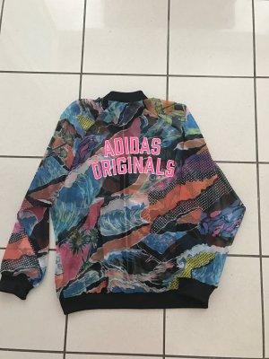 Adidas Originals Jacke Firebird Blouson,Gr 36/38,neu,leicht transparent