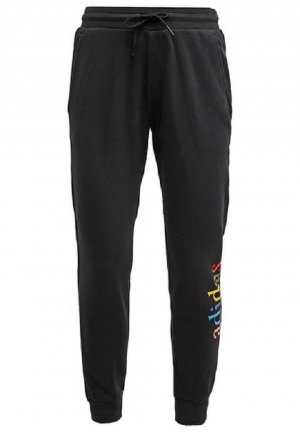 Adidas Originals Pantalone fitness nero