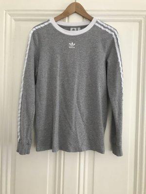 Adidas Originals Long Sweater light grey cotton