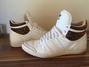 Adidas Originals Sneaker alta bianco