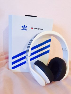 Adidas Originals Headdress white-black