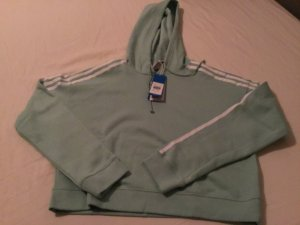 Adidas Originals Hooded Sweater turquoise-pale green