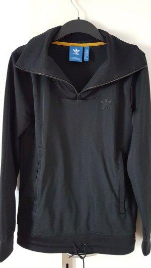 Adidas Originals Maglione oversize nero Tessuto misto