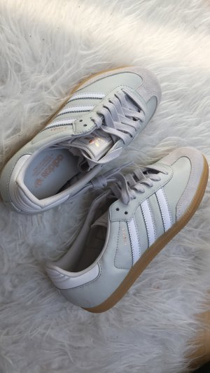 Adidas Originals SAMBA Sneaker low ash