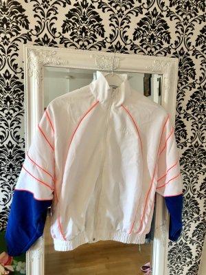 Adidas Originals Sample Jacke. Neon weiß