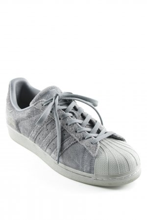 Adidas Originals Lace-Up Sneaker dark grey casual look