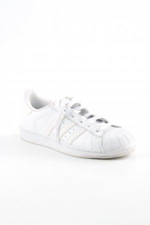 "Adidas Originals Schnürsneaker ""Superstar"" weiß"