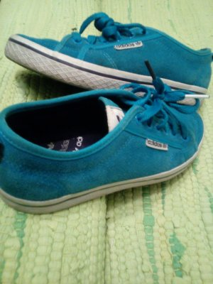 Adidas Originals Sneakers met veters cadet blauw