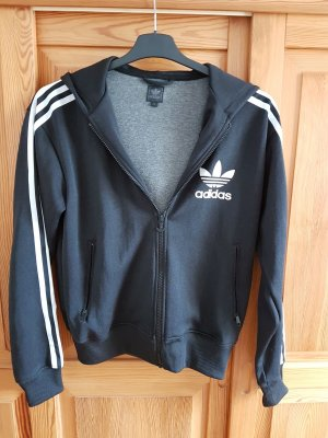 Adidas Originals Sports Jacket white-black