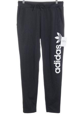 Adidas Originals Sporthose schwarz sportlicher Stil