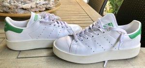Adidas Originals Sneaker bianco-verde bosco