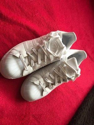 Adidas Originals Scarpa stringata bianco Pelle