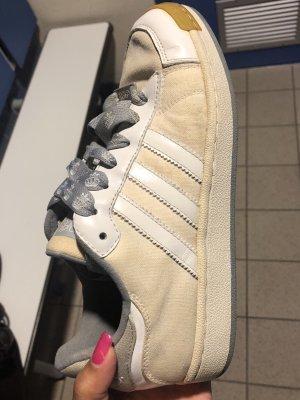 Adidas Originals Superstar Missy Elliot 38 2/3 Beige-Grau-Weiß