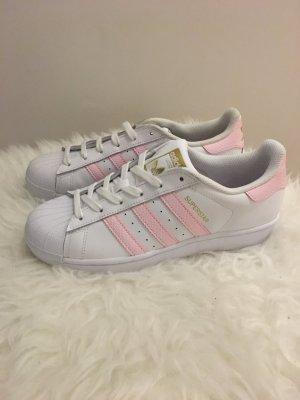 Adidas Originals Superstar Rosa/Weiß 39 1/3